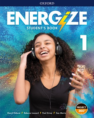 Energize 1 Student's Book