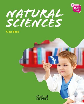 New Think Do Learn Natural Siences 1PRIM Libro Alumno