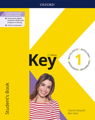 Key 2nd edition 1 Student's Book